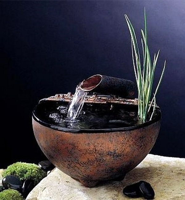 40 relaxing indoor fountain ideas bored art