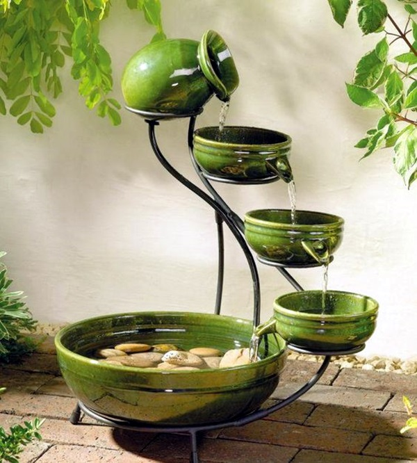 Relaxing Indoor Fountain Ideas (35)