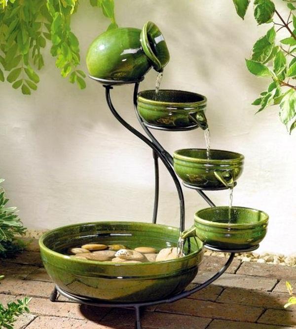Relaxing Indoor Fountain Ideas (35)