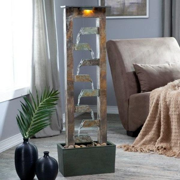Relaxing Indoor Fountain Ideas (8)