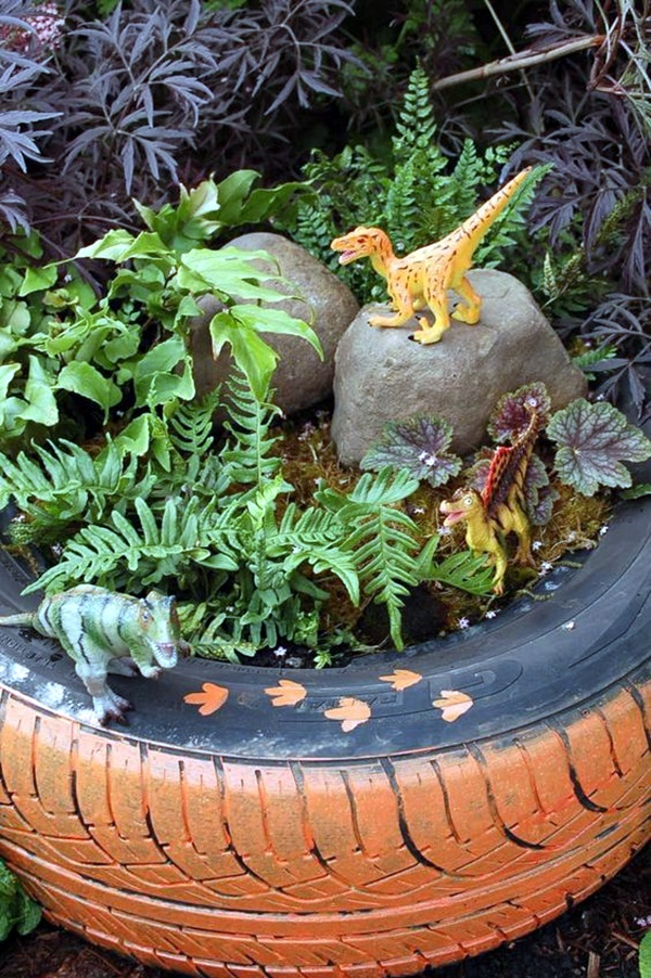Smart Ways to Use Old Tires (10)
