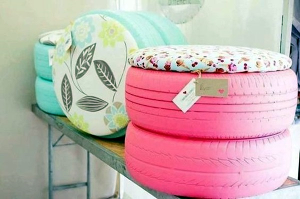 Smart Ways to Use Old Tires (12)