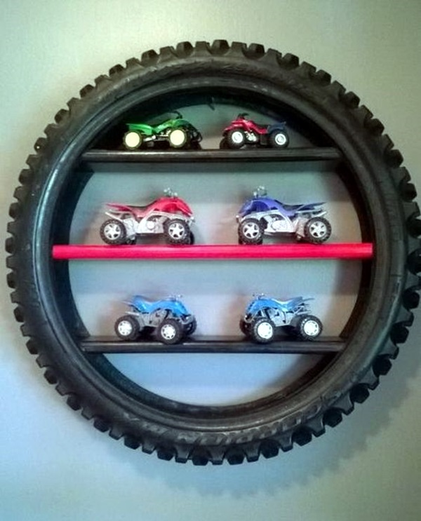 Smart Ways to Use Old Tires (14)