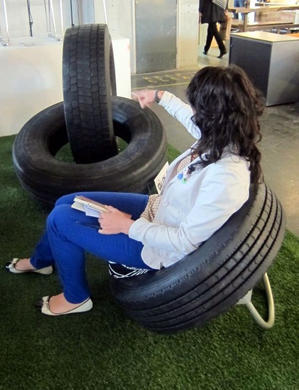 Smart Ways to Use Old Tires (20)