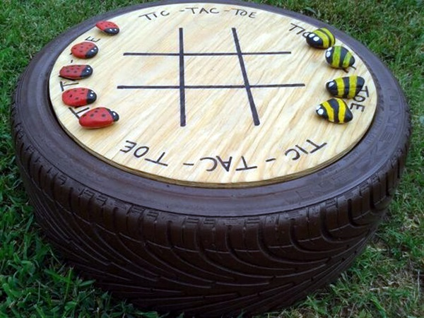 40 smart ways to use old tires bored art