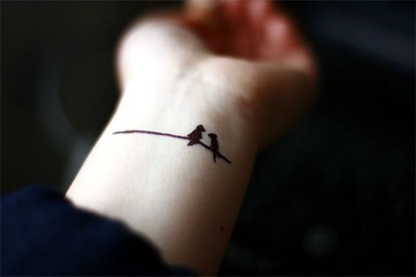 Tiny Bird Tattoo Ideas to admire (10)