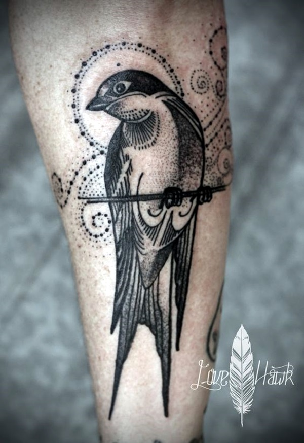 Tiny Bird Tattoo Ideas to admire (27)