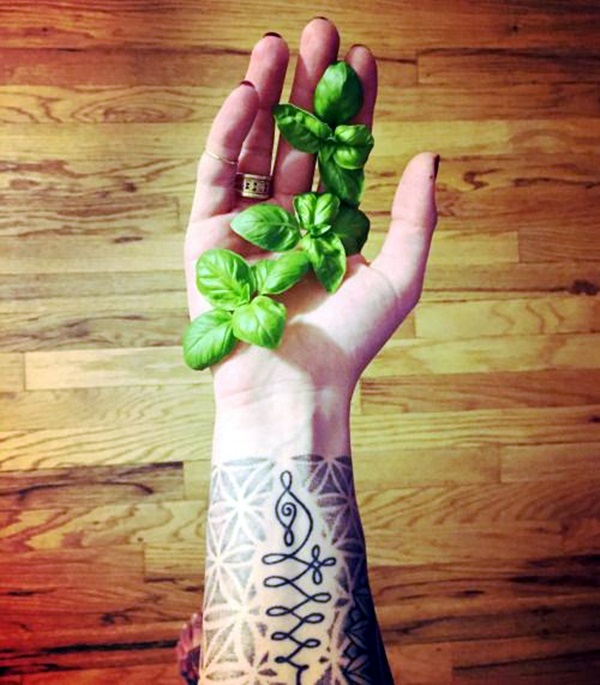 Unalome Tattoo Designs Every Girl Will Fall in Love With (18)