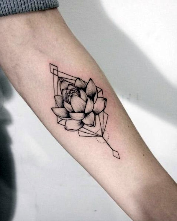 Unalome Tattoo Designs Every Girl Will Fall in Love With (8)