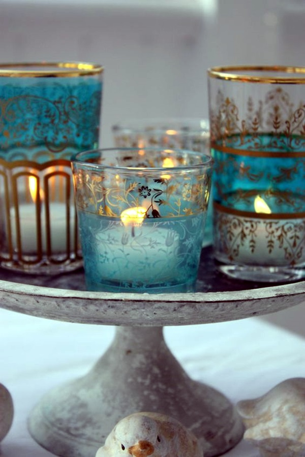Ways To Use Candles In Bathroom For Special Nights (33)