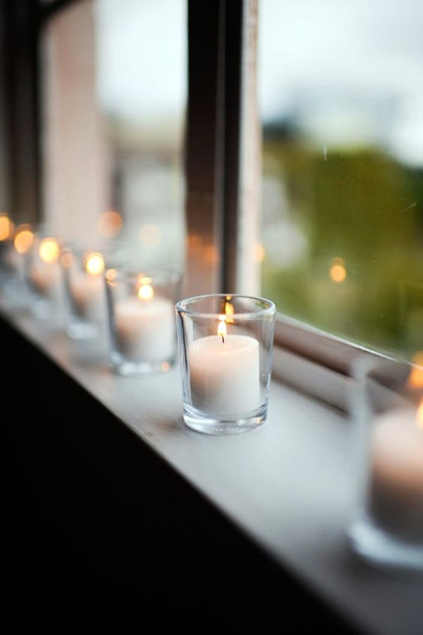 Ways To Use Candles In Bathroom For Special Nights