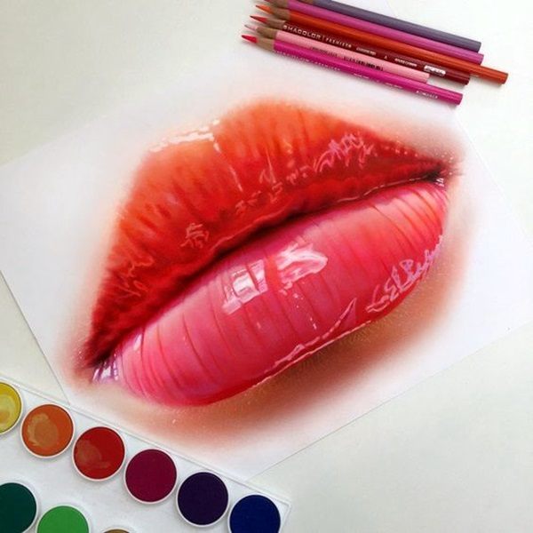 color pencil drawing Examples (10)
