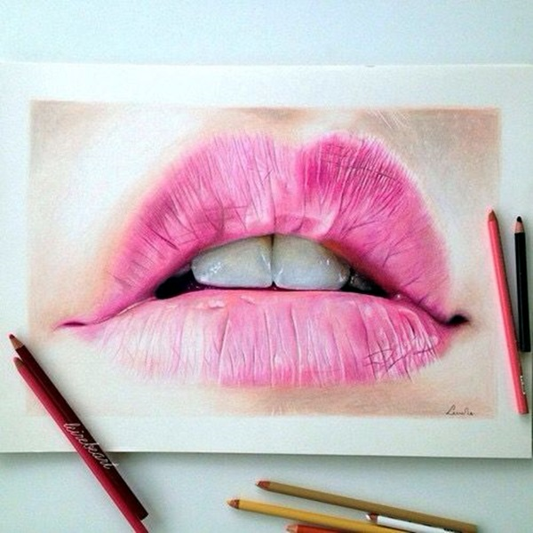 color pencil drawing Examples (14)