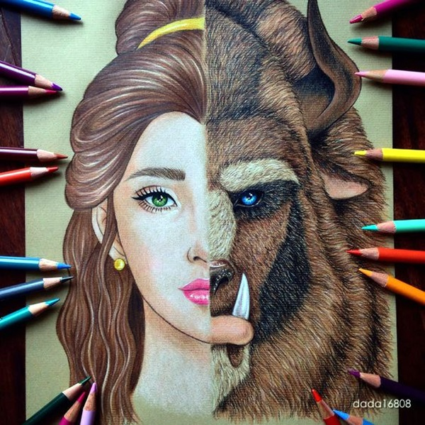 color pencil drawing Examples (24)