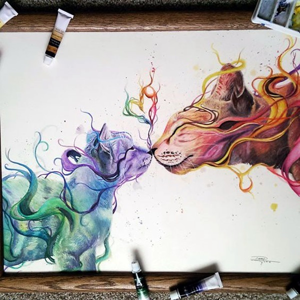 color pencil drawing Examples (30)