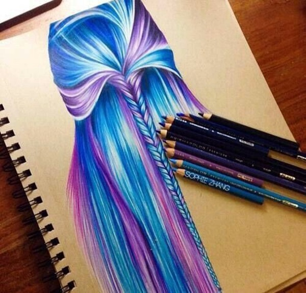 color pencil drawing Examples (37)