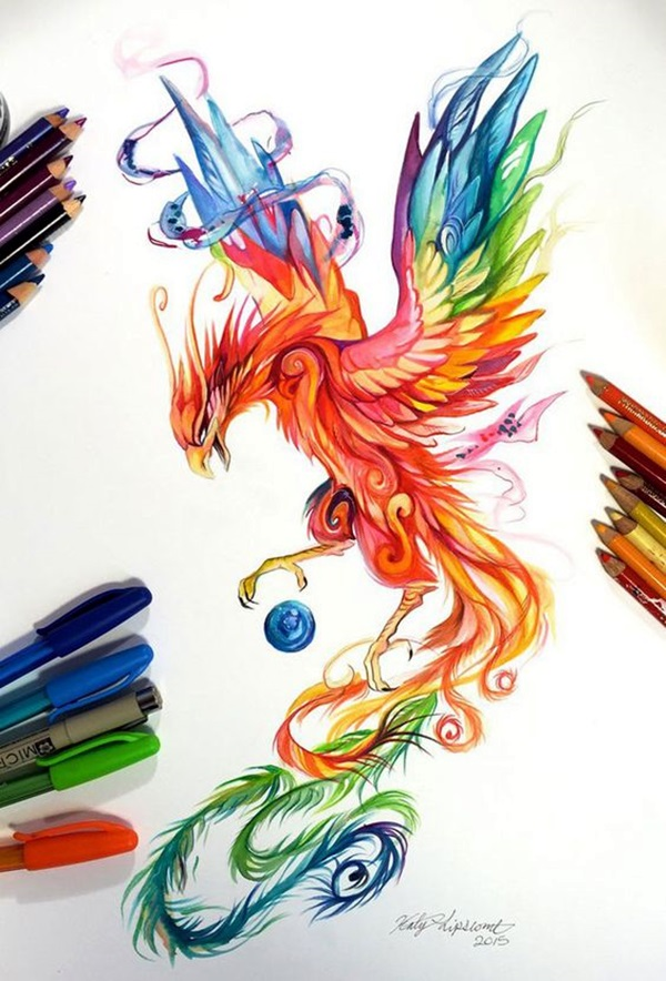 color pencil drawing Examples (48)
