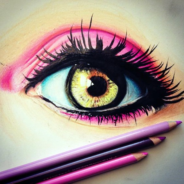 40 color pencil drawings to having you cooing with joy