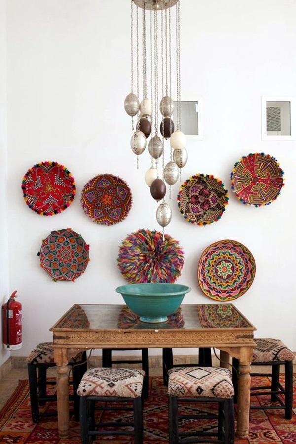 ethnic decoration Ideas to Stay Traditional (21)