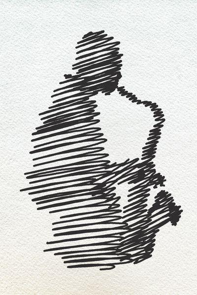 scribble art 1