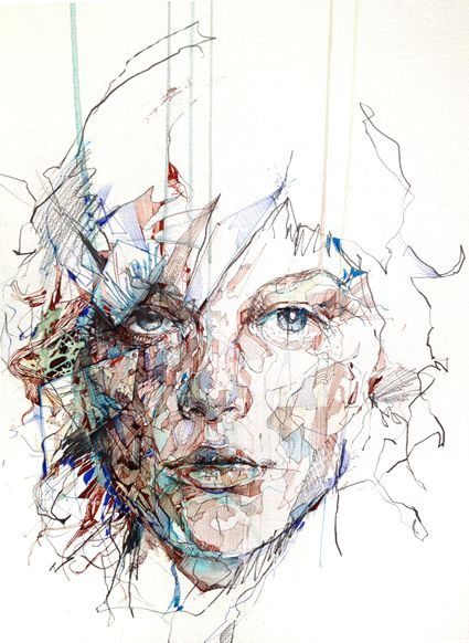 Define Scribble Drawing : Scribble art to make your home and office look awesome