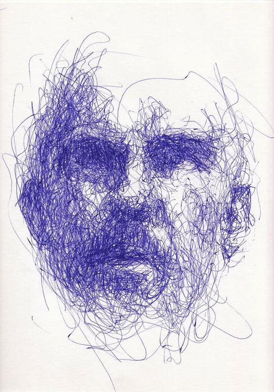 scribble art 14