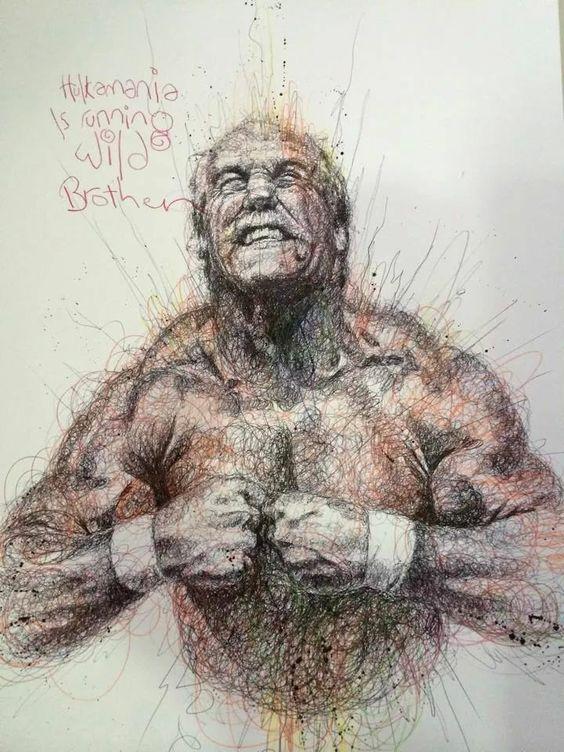scribble art 24