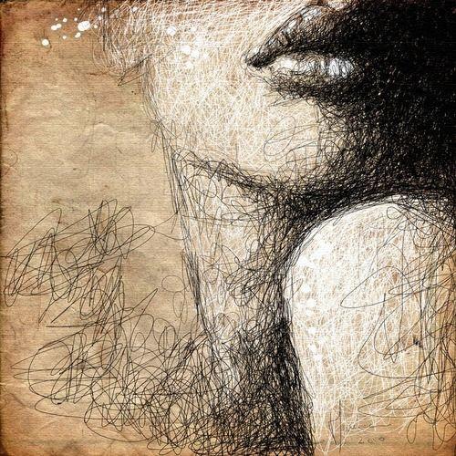 scribble art 27