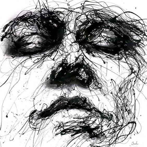scribble art 8