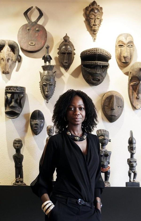 African Masks Wall Decoration Ideas (14)