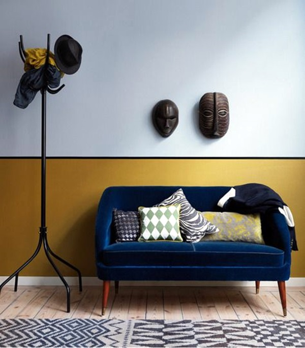 African Masks Wall Decoration Ideas (30)