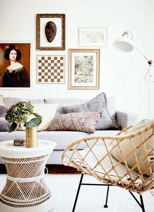 African Masks Wall Decoration Ideas (34)