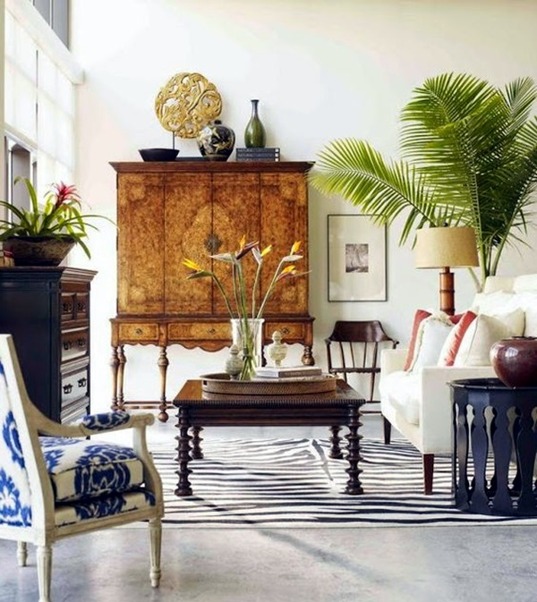 British Colonial Decoration Ideas (8)