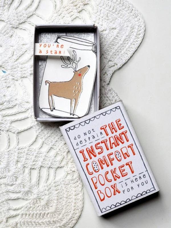 DIY Match Box Art Ideas For Kids (22)