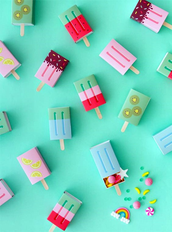 DIY Match Box Art Ideas For Kids (24)
