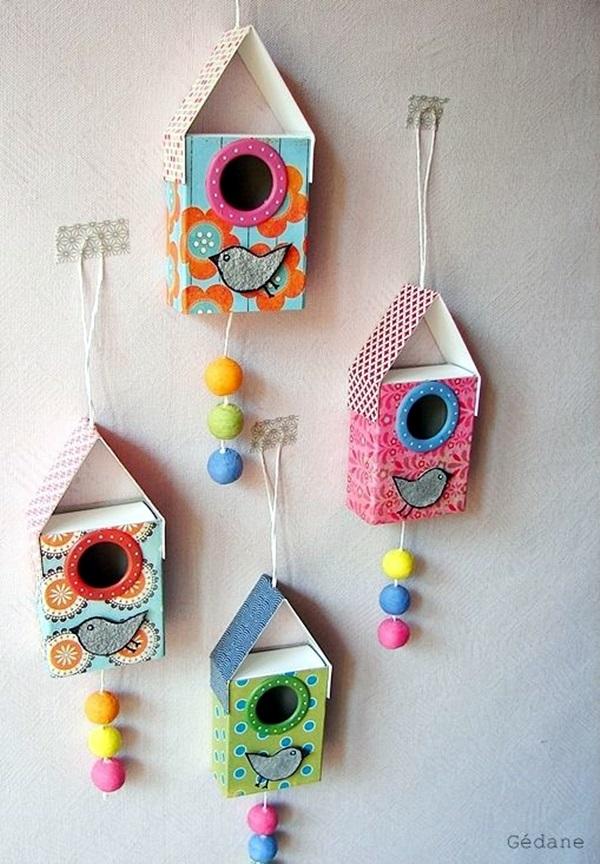 DIY Match Box Art Ideas For Kids (33)