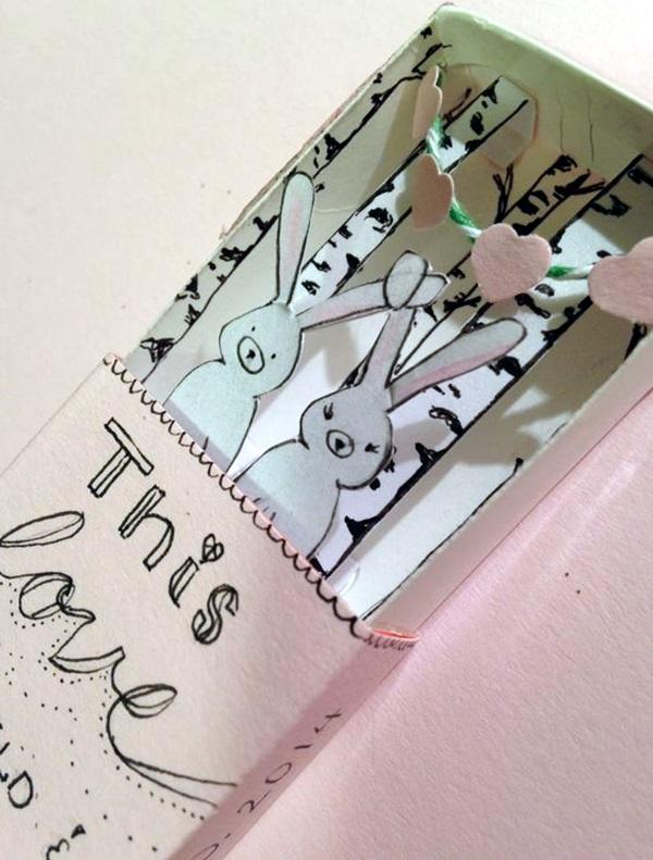 DIY Match Box Art Ideas For Kids (34)