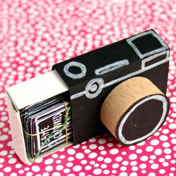 DIY Match Box Art Ideas For Kids (35)