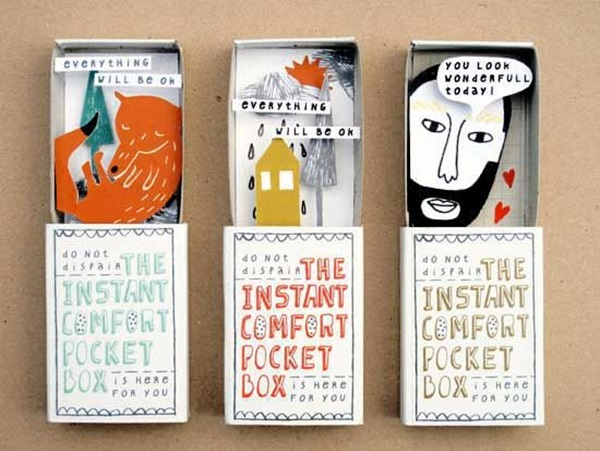 DIY Match Box Art Ideas For Kids (36)