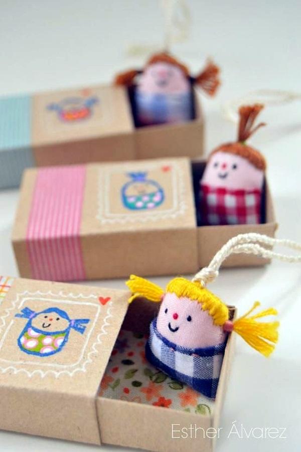 DIY Match Box Art Ideas For Kids (4)