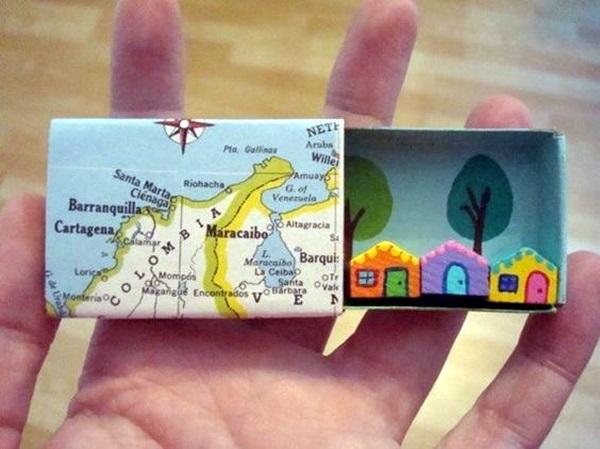 DIY Match Box Art Ideas For Kids (8)