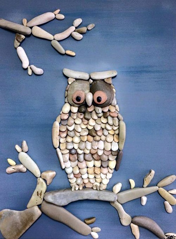DIY Stone Craft Ideas (1)