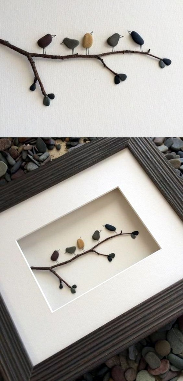 DIY Stone Craft Ideas (2)