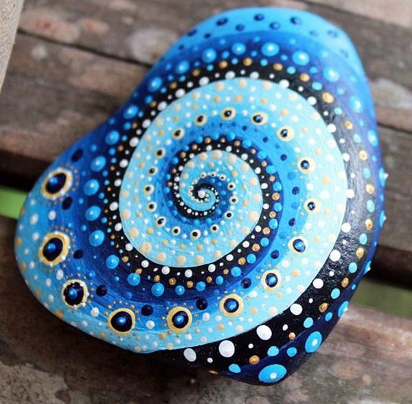 DIY Stone Craft Ideas (4)