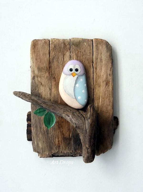 DIY Stone Craft Ideas (5)
