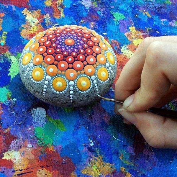 DIY Stone Craft Ideas (5)
