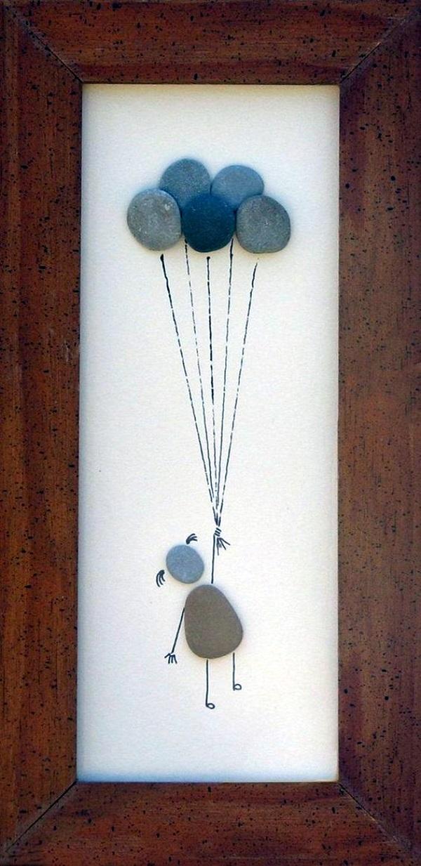 DIY Stone Craft Ideas (8)