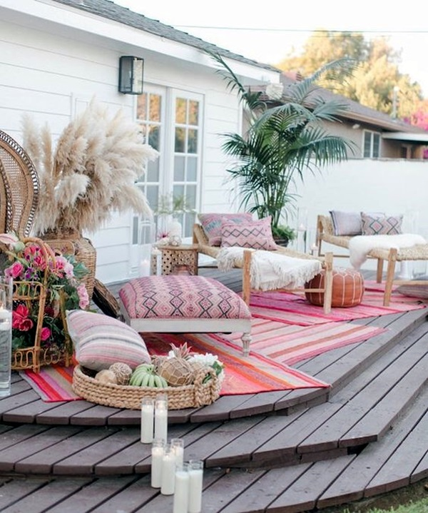 Fresh Terrace Decoration Ideas (1)