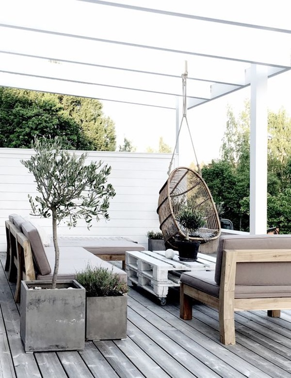 Fresh Terrace Decoration Ideas (13)