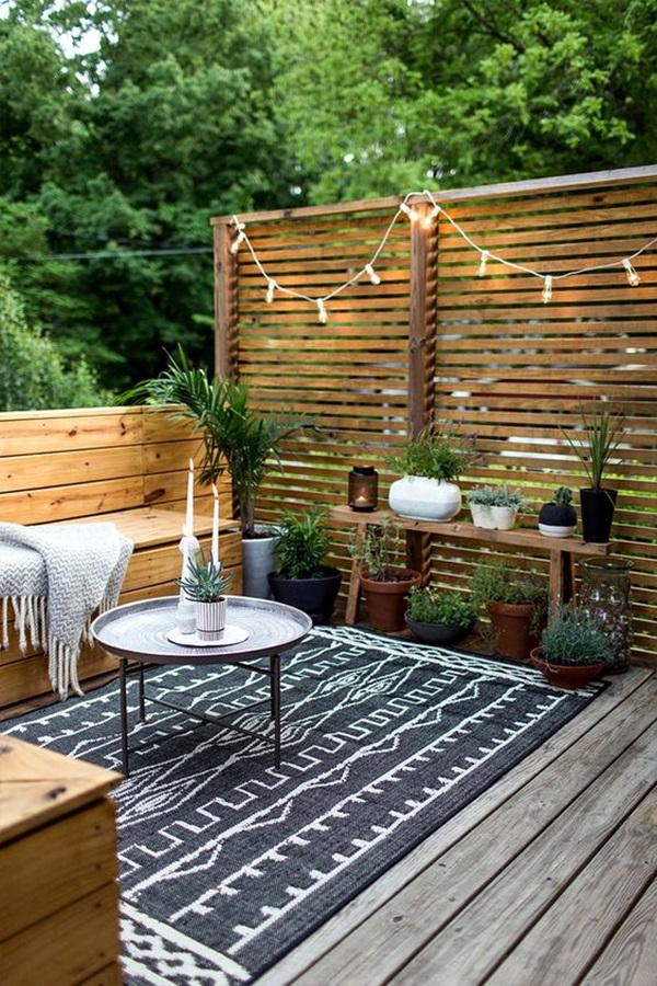 Fresh Terrace Decoration Ideas (16)